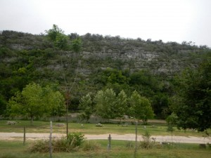 the Guadalupe River Gorge. Photo: Agnes G.