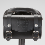 Saddlebag Black Back