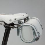 Saddlebag White Side