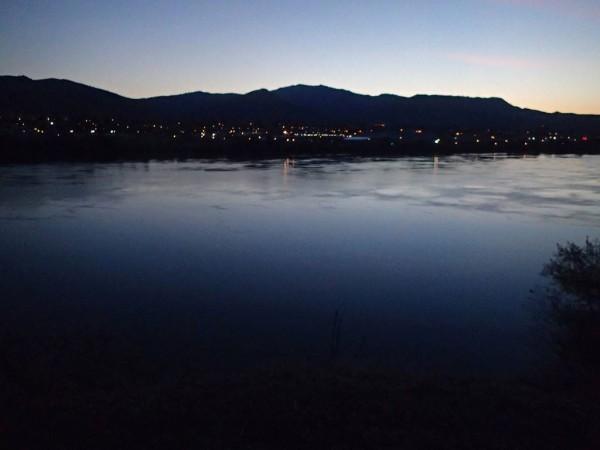 The Lights of Wenatchee. photo: C. Heg