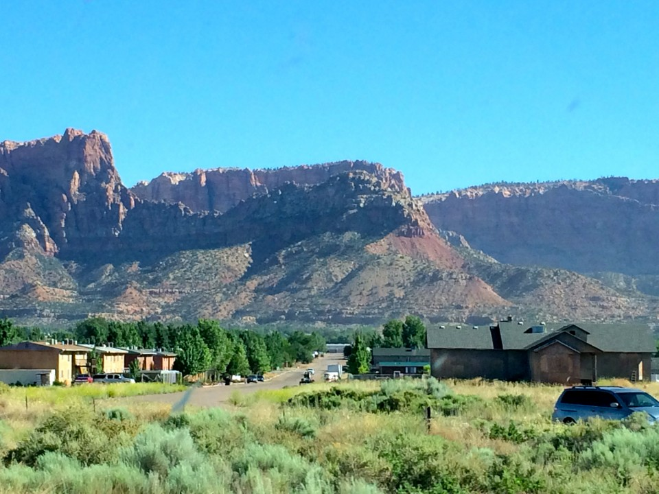 Colorado City, AZ.