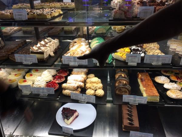 Three outta four of the Rando diet: Carbs, Sugar and Fat. photo: Banks