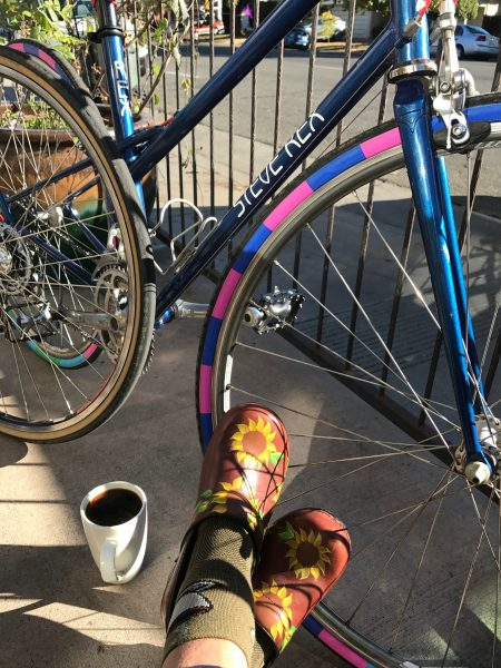 Coffeenuering with Mixte Love
